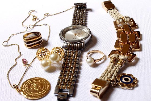 Valeur de vos bijoux en or