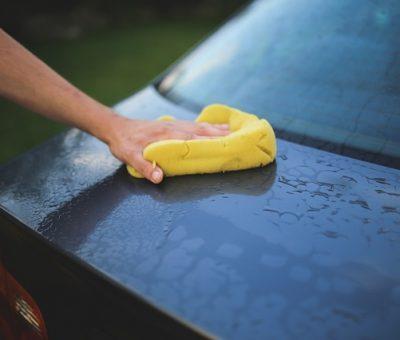 Nettoyage du véhicule