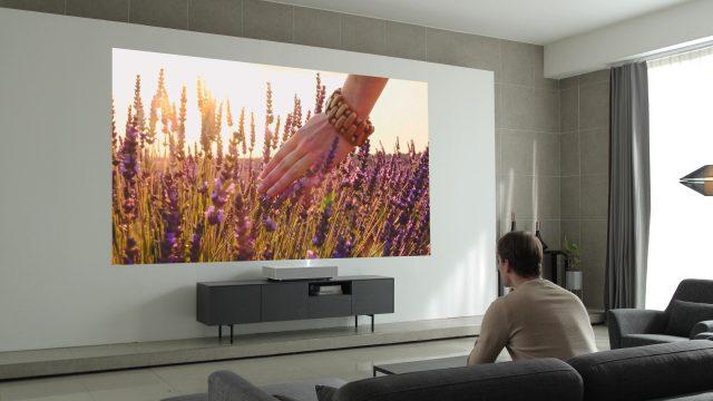 Vidéoprojecteur ultra courte focale : Quel est leur avantage ?